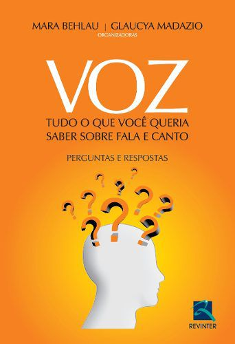 Livro Voz  - LIVRARIA ODONTOMEDI