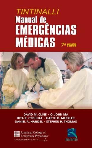 Livro Tintinalli - Manual De Emergências Médicas  - LIVRARIA ODONTOMEDI