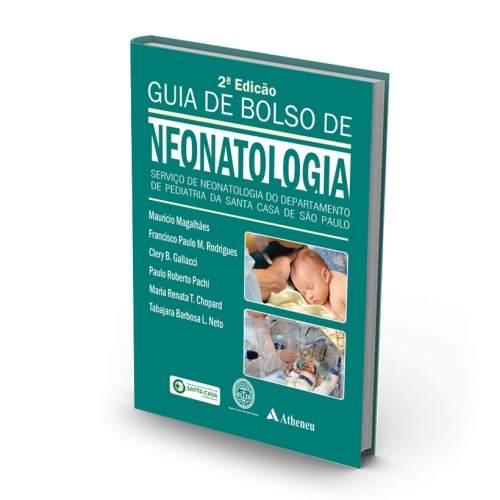 Livro Guia De Bolso De Neonatologia  - LIVRARIA ODONTOMEDI