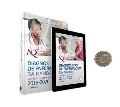 Diagnósticos De Enfermagem Da Nanda 2018 - 2020 11ªed  - LIVRARIA ODONTOMEDI