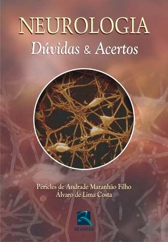 Livro Neurologia  - LIVRARIA ODONTOMEDI