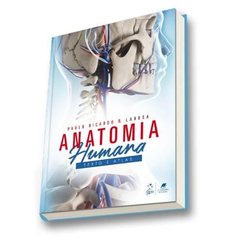 Livro Anatomia Humana Larosa Guanabara Koogan  - LIVRARIA ODONTOMEDI