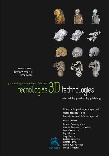 Livro Tecnologias 3D  - LIVRARIA ODONTOMEDI