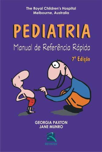 Livro Pediatria  - LIVRARIA ODONTOMEDI