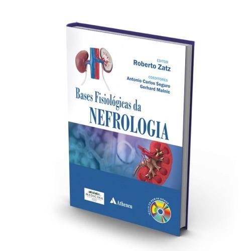 Bases Fisiológicas da Nefrologia  - LIVRARIA ODONTOMEDI