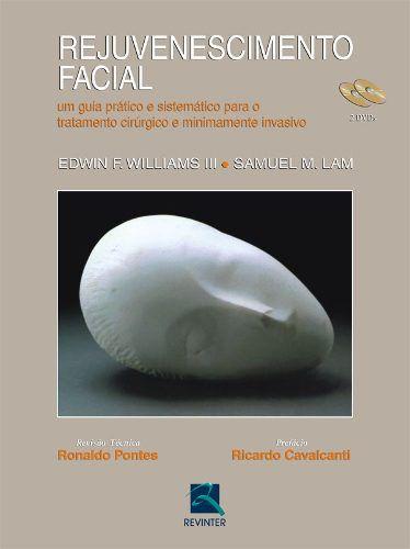 Livro Rejuvenescimento Facial  - LIVRARIA ODONTOMEDI