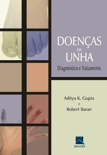 Livro Doenças Da Unha  - LIVRARIA ODONTOMEDI