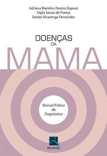 Livro Doenças Da Mama  - LIVRARIA ODONTOMEDI