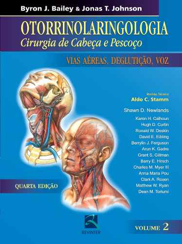 Otorrinolaringologia  - LIVRARIA ODONTOMEDI