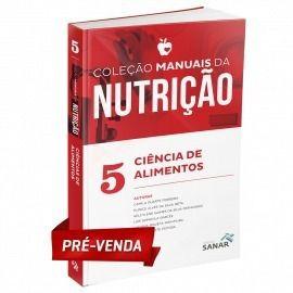 Livro N5 - Ciência De Alimentos Para Concursos E Residências  - LIVRARIA ODONTOMEDI
