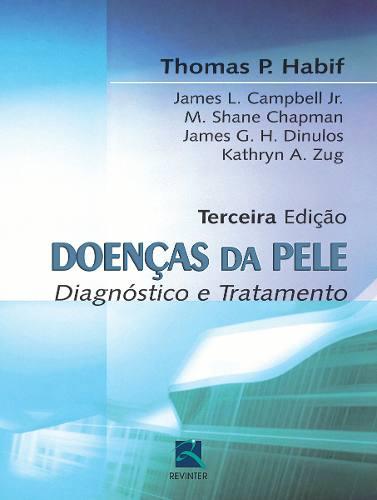 Livro Doenças Da Pele  - LIVRARIA ODONTOMEDI