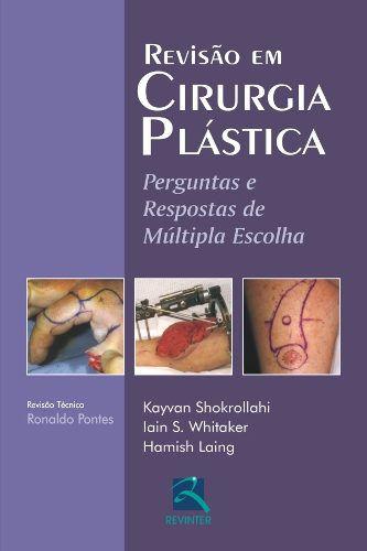 Livro Revisão Em Cirurgia Plástica  - LIVRARIA ODONTOMEDI