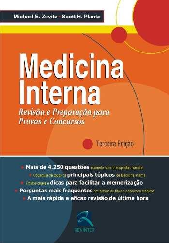 Livro Medicina Interna  - LIVRARIA ODONTOMEDI