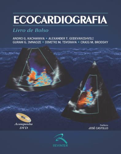Ecocardiografia  - LIVRARIA ODONTOMEDI