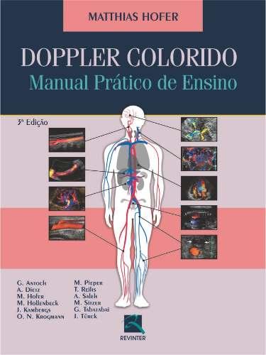 Doppler Colorido  - LIVRARIA ODONTOMEDI