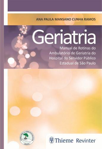 Livro Geriatria  - LIVRARIA ODONTOMEDI
