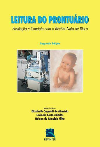 Livro Leitura Do Prontuário  - LIVRARIA ODONTOMEDI