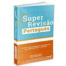Livro Super Revisão Português  - LIVRARIA ODONTOMEDI