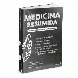 Livro Medicina Resumida Sistema Endocrino E Reprodutor  - LIVRARIA ODONTOMEDI