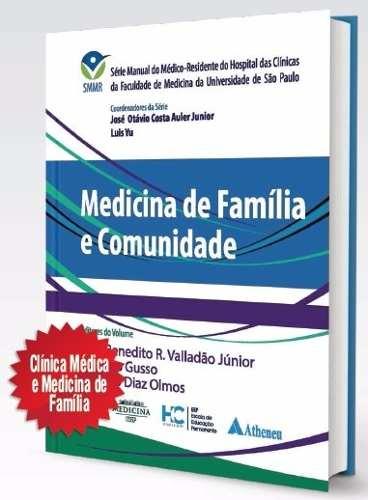 Medicina De Família E Comunidade  - LIVRARIA ODONTOMEDI