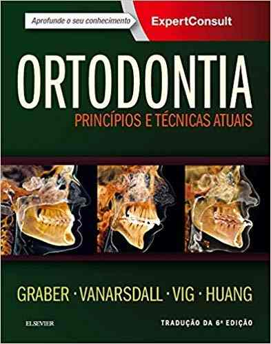 Livro Ortodontia - Principios E Tecnicas Atuais 6ª Ed  - LIVRARIA ODONTOMEDI