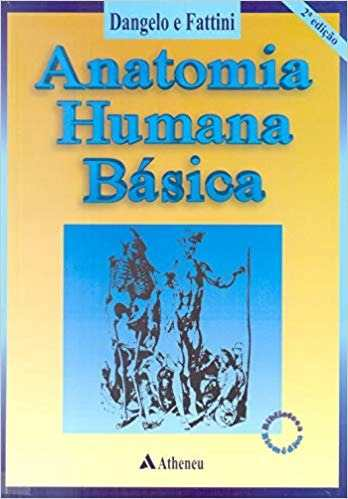 Livro Anatomia Humana Básica  - LIVRARIA ODONTOMEDI