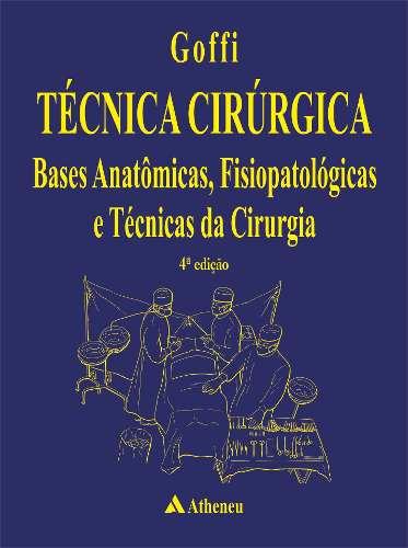 Livro Técnica Cirúrgica  - LIVRARIA ODONTOMEDI