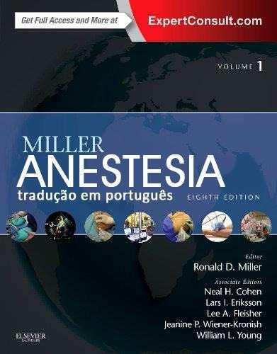 Livro Miller Anestesia 2 Vols  - LIVRARIA ODONTOMEDI
