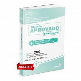 Livro Epidemiologia E Vigilância Em Saúde Cole Aprovado Enf  - LIVRARIA ODONTOMEDI