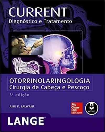 Otorrinolaringologia Cirurgia De Cabeça E Pescoço  - LIVRARIA ODONTOMEDI