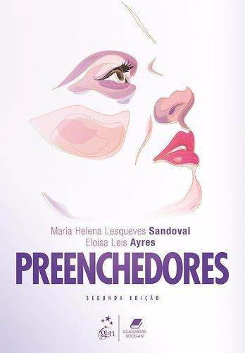 Livro Preenchedores - 02Ed/18  - LIVRARIA ODONTOMEDI