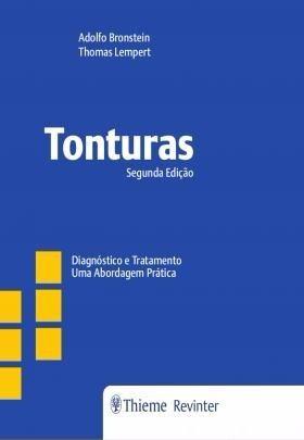 Livro Tonturas  - LIVRARIA ODONTOMEDI