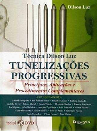 Livro Tunelizações Progressivas. Princípios E Aplicações  - LIVRARIA ODONTOMEDI