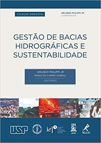 Livro Gestão De Bacias Hidrográficas E Sustentabilidade  - LIVRARIA ODONTOMEDI