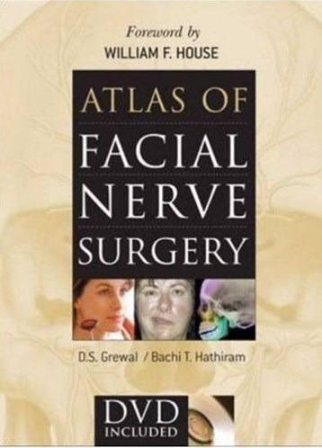 Livro Atlas Of Surgery Of The Facial Nerve  - LIVRARIA ODONTOMEDI