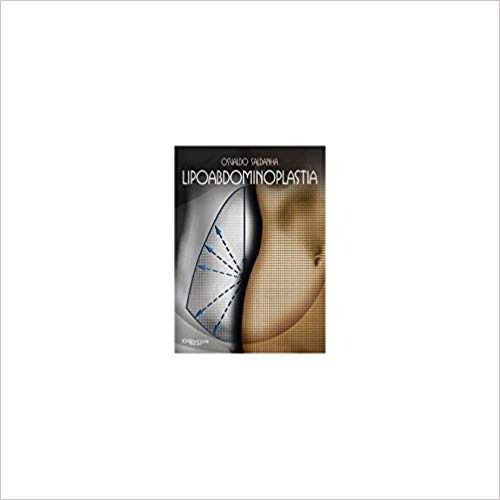 Livro Lipoabdominoplastia  - LIVRARIA ODONTOMEDI