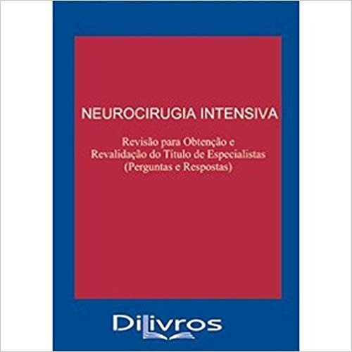 Livro Neurocirurgia Intensiva  - LIVRARIA ODONTOMEDI