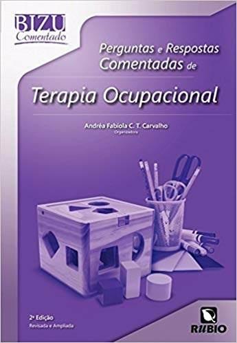 Livro Perguntas E Respostas Comentadas De Terapia Ocupacional  - LIVRARIA ODONTOMEDI