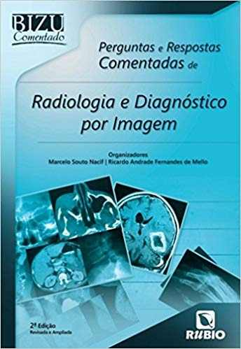 Livro Perguntas E Resp Comentadas De Radiologia E Diagn Por Imagem  - LIVRARIA ODONTOMEDI
