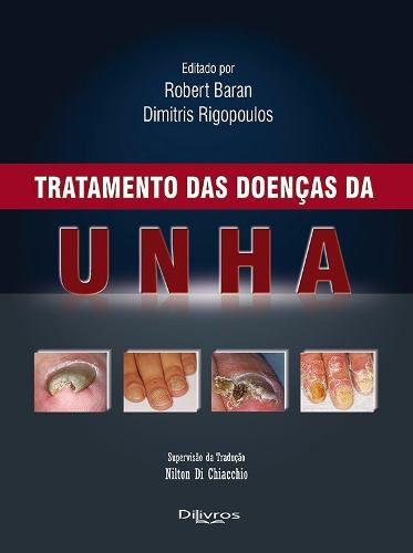 Tratamento Das Doenças Da Unha  - LIVRARIA ODONTOMEDI