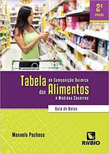 Livro Tabela De Compos Química Dos Alim E Med Case Guia De Bolso  - LIVRARIA ODONTOMEDI