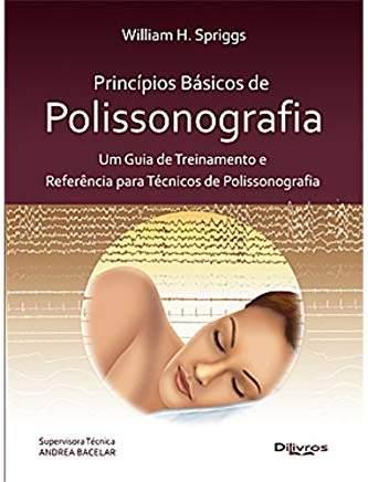 Livro Princípios Básicos De Polisonografia  - LIVRARIA ODONTOMEDI