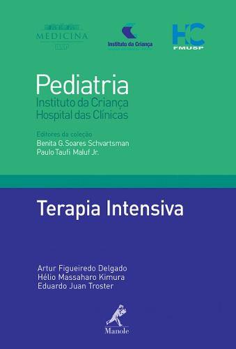 Livro Terapia Intensiva  - LIVRARIA ODONTOMEDI
