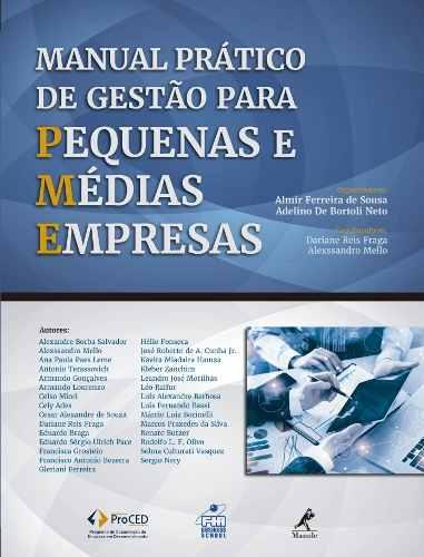 Manual Prático De Gestão Para Pequenas E Médias Empresas  - LIVRARIA ODONTOMEDI