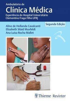 Ambulatório De Clínica Médica 2ª Edição  - LIVRARIA ODONTOMEDI