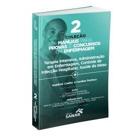 Livro Coleção Manuais Em Enfermagem - Volume 2  - LIVRARIA ODONTOMEDI