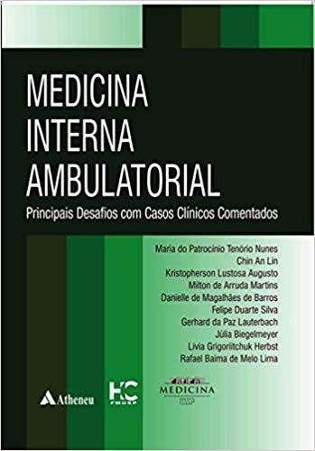 Livro Medicina Interna Ambulatorial  - LIVRARIA ODONTOMEDI
