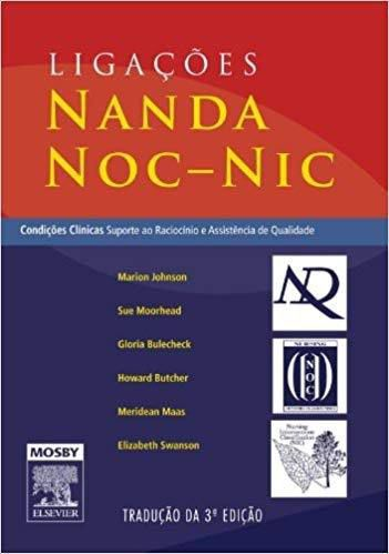 Livro Noc - Classificação Dos Resultados De Enfermagem  - LIVRARIA ODONTOMEDI