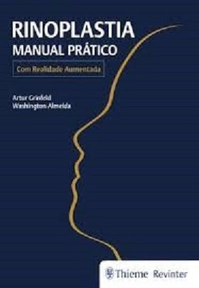 Livro Rinoplastia Manual Prático  - LIVRARIA ODONTOMEDI