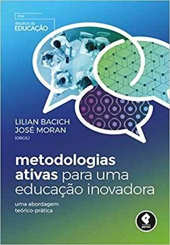 Livro Metodologias Ativas P/ Uma Educacao Inovadora  - LIVRARIA ODONTOMEDI